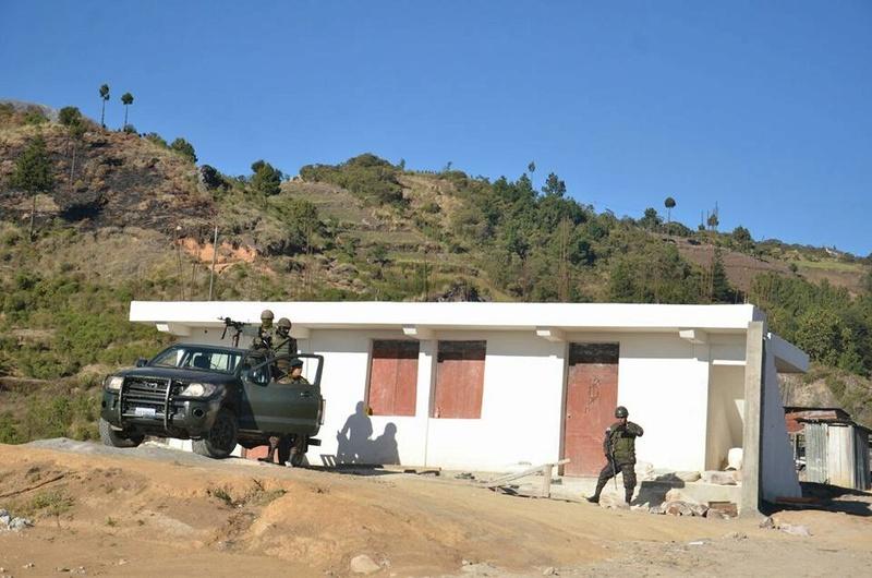 Les forces armées du Guatemala / Military of Guatemala / Ejército de Guatemala 6022