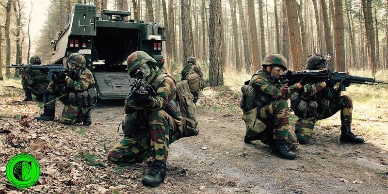 Armée Belge / Defensie van België / Belgian Army  - Page 10 6055