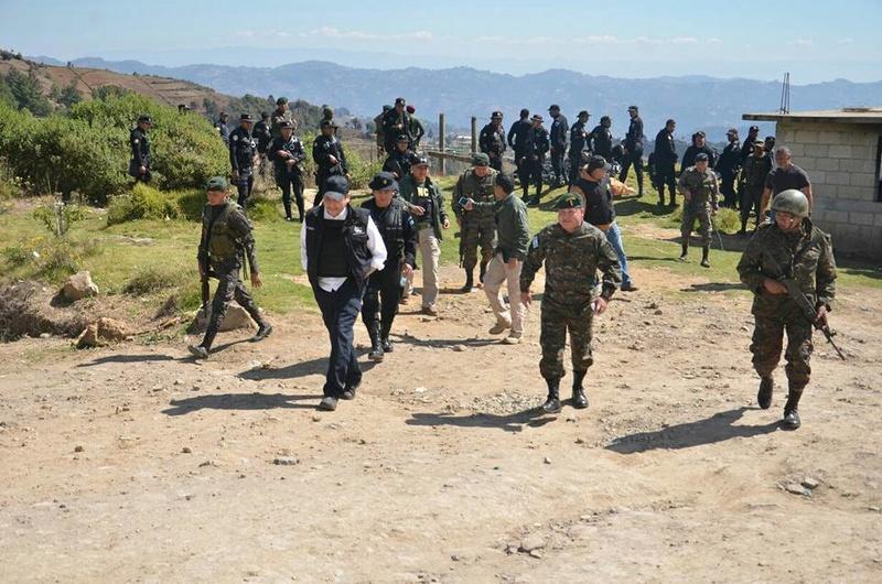 Les forces armées du Guatemala / Military of Guatemala / Ejército de Guatemala 6117