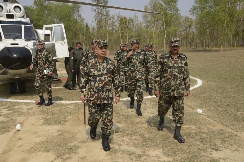 Armée Népalaise 6141