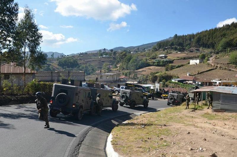Les forces armées du Guatemala / Military of Guatemala / Ejército de Guatemala 6216