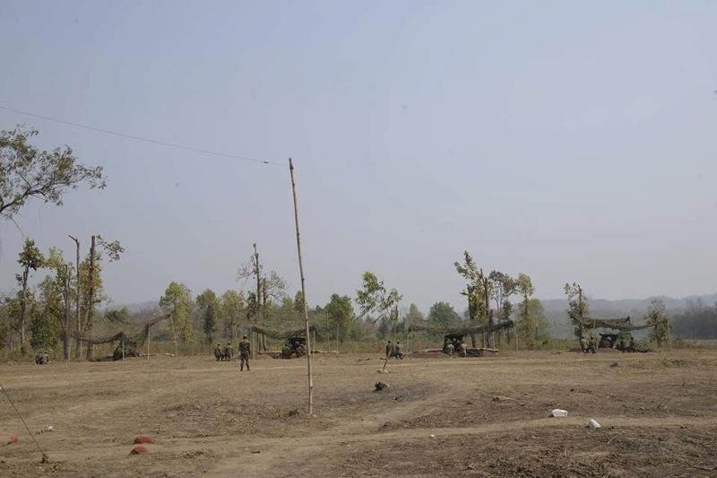 Armée Népalaise 6241