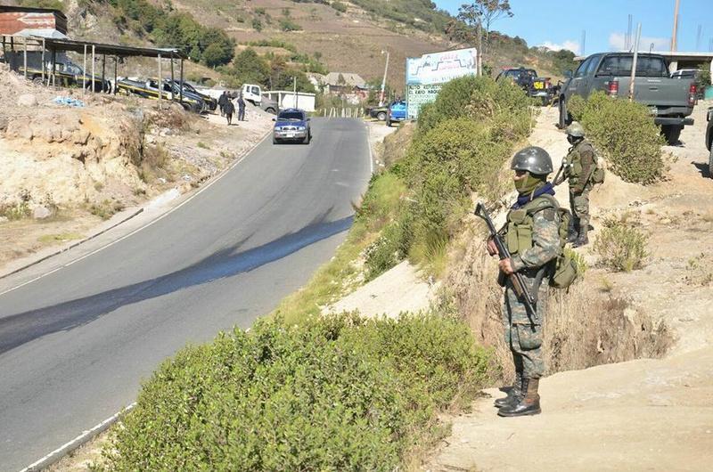 Les forces armées du Guatemala / Military of Guatemala / Ejército de Guatemala 6413