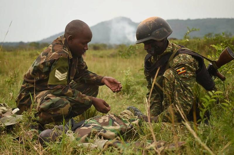 Armée Ougandaise/Uganda Peoples Defence Force (UPDF) - Page 5 6419