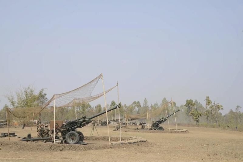 Armée Népalaise 6434