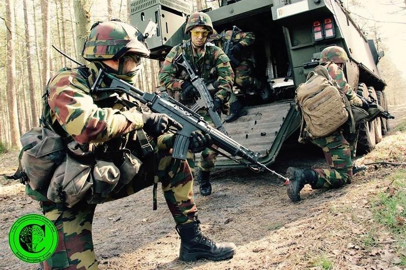 Armée Belge / Defensie van België / Belgian Army  - Page 10 6437