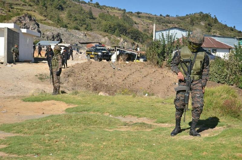 Les forces armées du Guatemala / Military of Guatemala / Ejército de Guatemala 6513