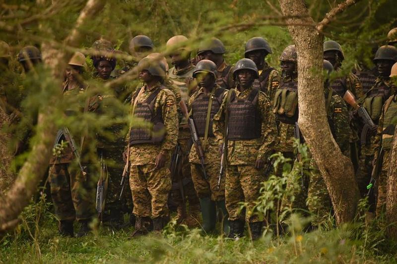 Armée Ougandaise/Uganda Peoples Defence Force (UPDF) - Page 5 6715