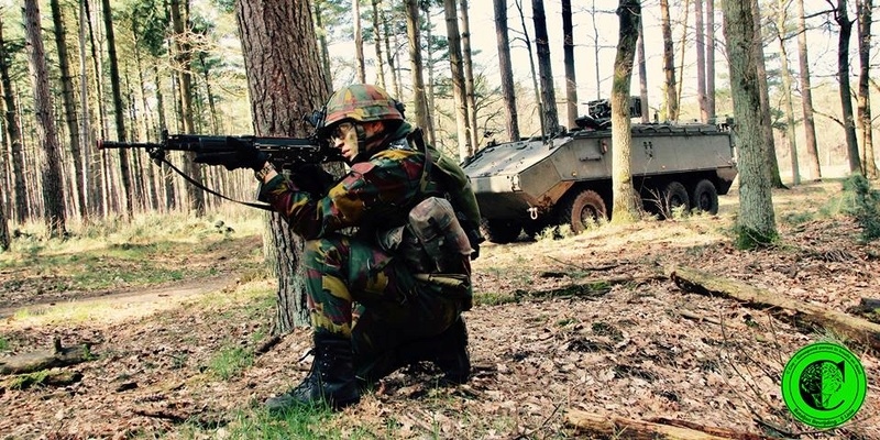 Armée Belge / Defensie van België / Belgian Army  - Page 10 6731