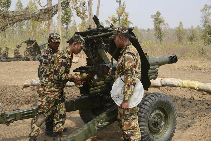 Armée Népalaise 6826