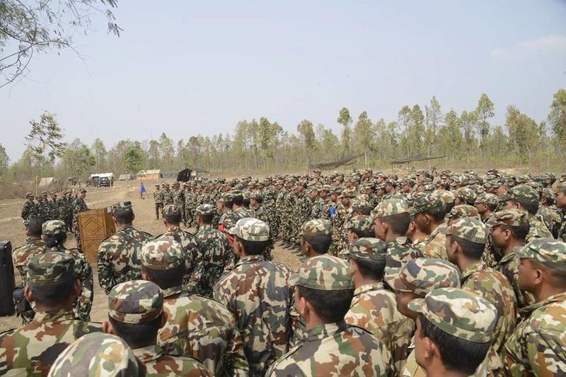 Armée Népalaise 6923