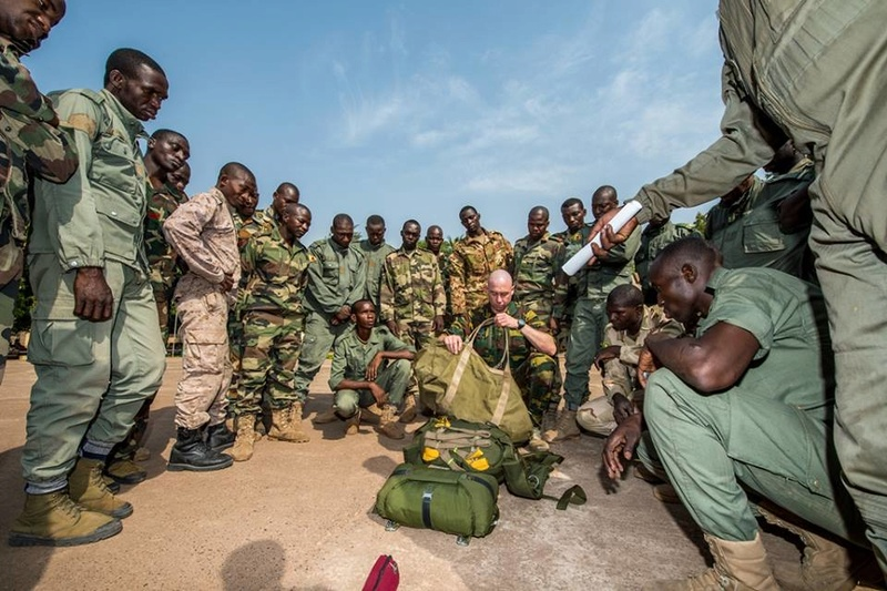 Armée Malienne / Armed and Security Forces of Mali - Page 14 6956