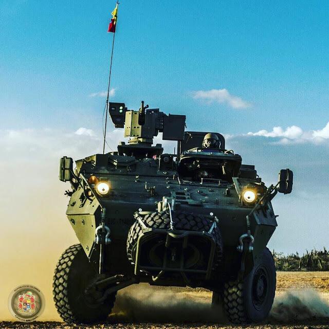 Armée Colombienne / Military Forces of Colombia / Fuerzas Militares de Colombia - Page 14 7130