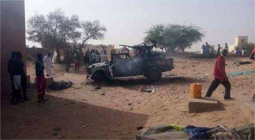 Intervention militaire au Mali - Opération Serval - Page 14 7160