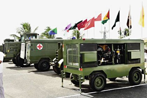Guyana Defence Force (GDF) 7227