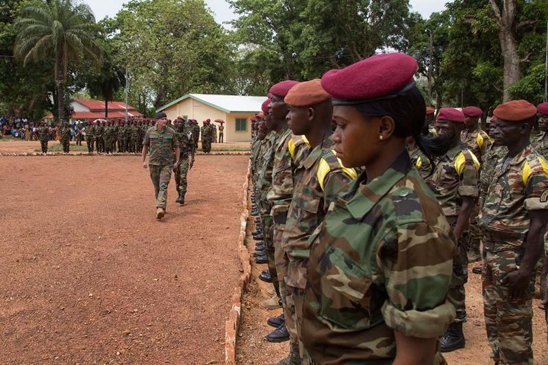 Armées de la République centrafricaine  - Page 3 7233