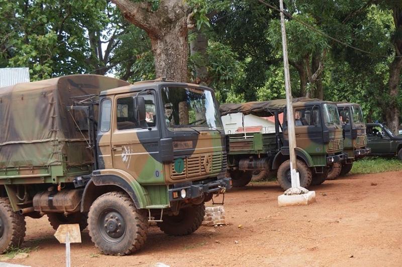 Armées de la République centrafricaine  - Page 3 7282