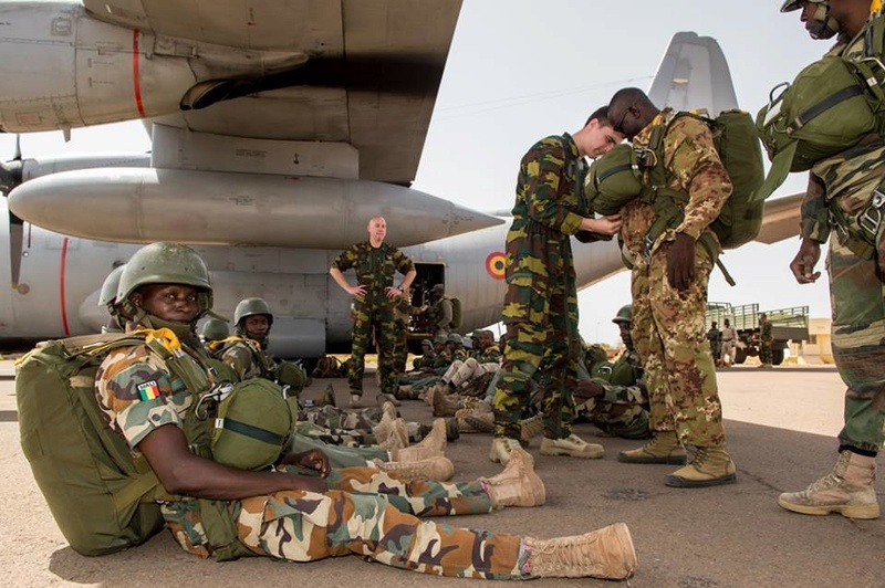 Armée Malienne / Armed and Security Forces of Mali - Page 14 7338