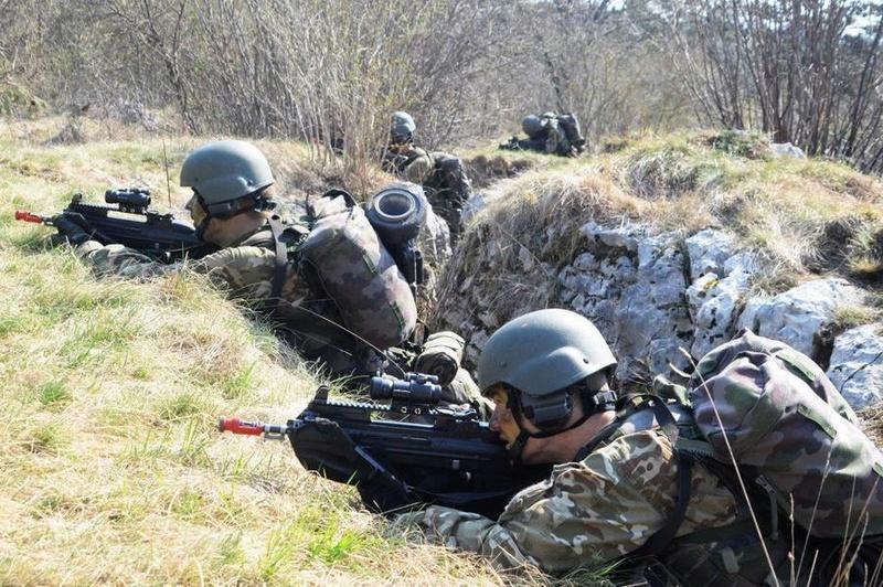Slovenian Armed Forces / Slovenska vojska - Page 3 7344