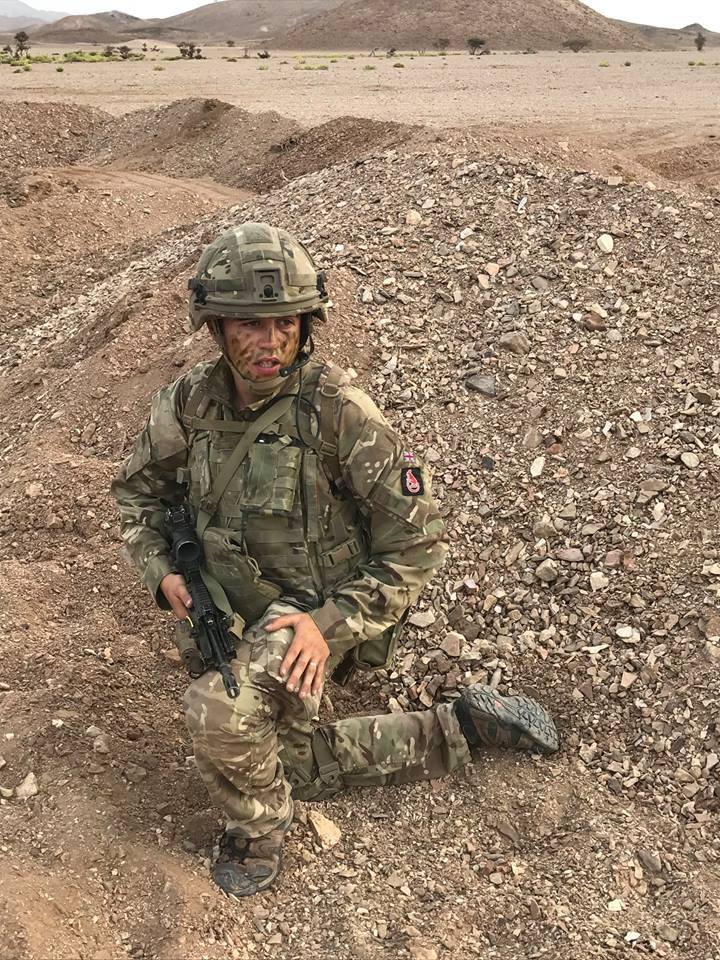 Armée Britannique/British Armed Forces - Page 4 7416