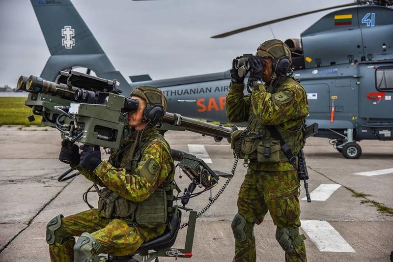 Armée lituanienne/Lithuanian Armed Forces - Page 5 7426