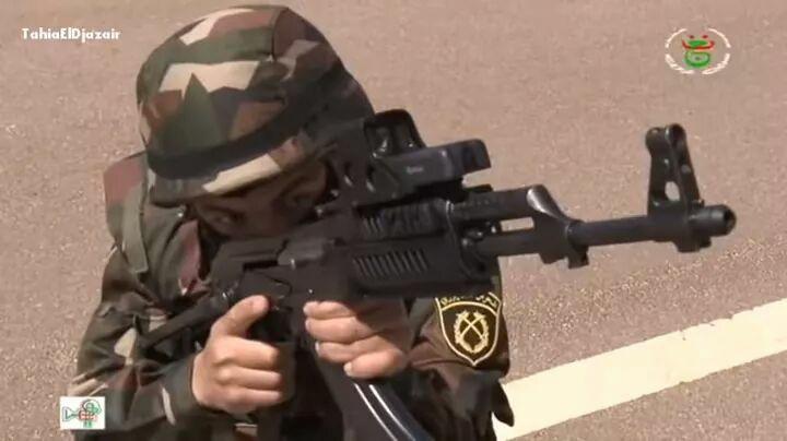 Armée Algérienne (ANP) - Tome XIV 7454
