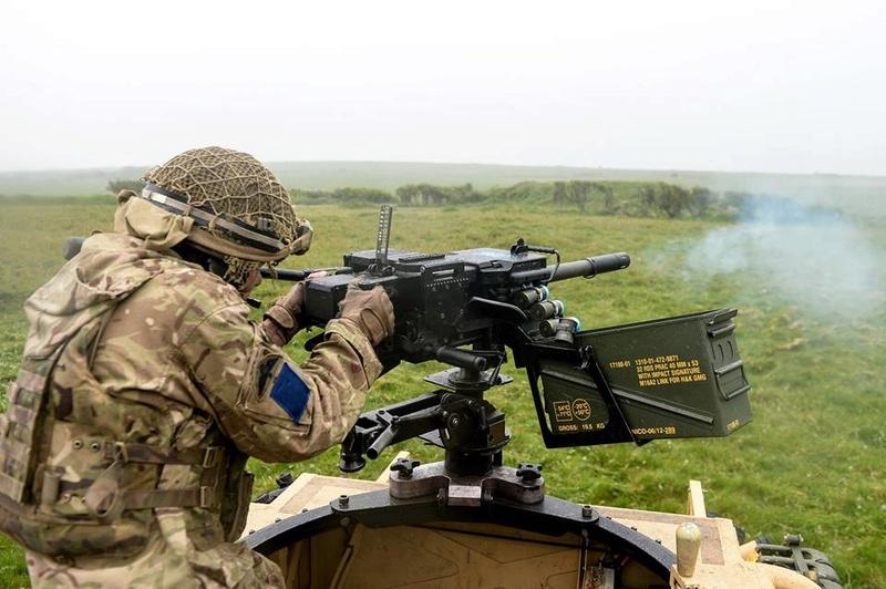 Armée Britannique/British Armed Forces - Page 5 7462