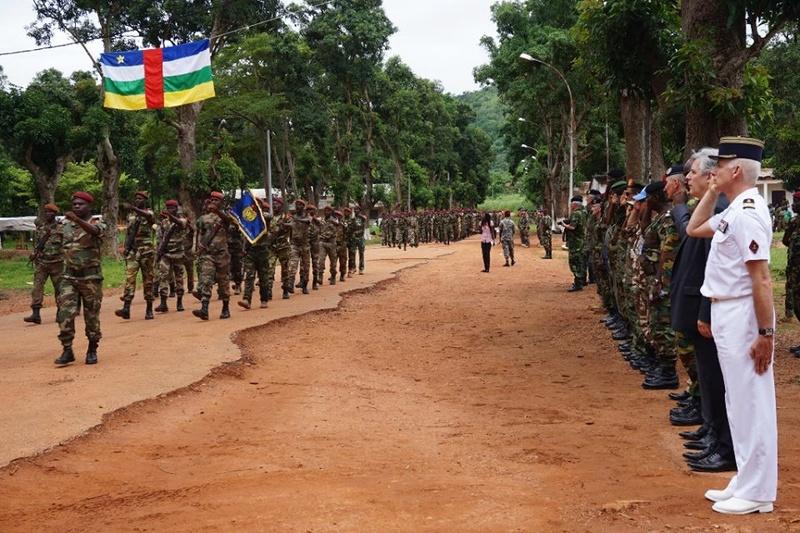 Armées de la République centrafricaine  - Page 3 7466