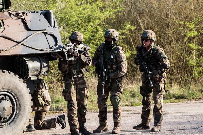 Armée Française / French Armed Forces 7633