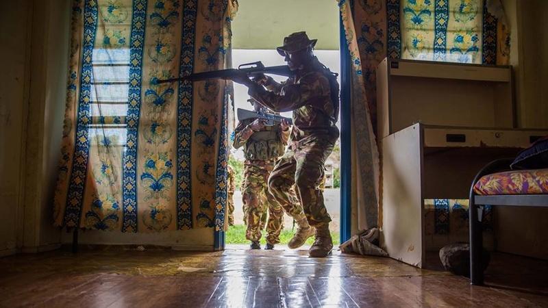 Force de défense de Papouasie Nouvelle-Guinée  / Papua New Guinea Defence Force (PNGDF) 7643