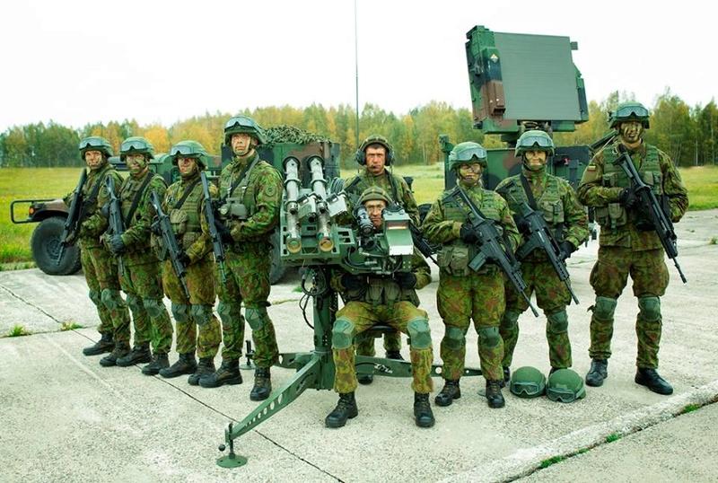 Armée lituanienne/Lithuanian Armed Forces - Page 5 7718