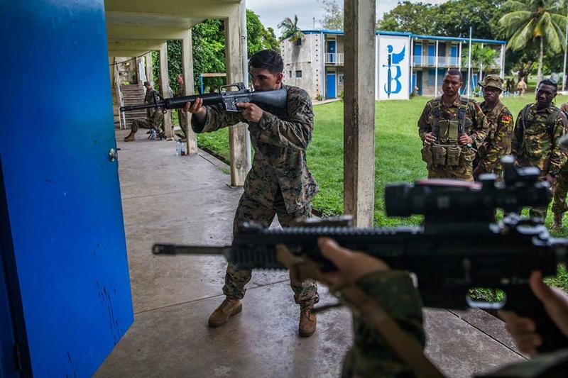 Force de défense de Papouasie Nouvelle-Guinée  / Papua New Guinea Defence Force (PNGDF) 7732
