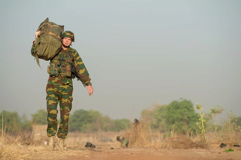 Armée Malienne / Armed and Security Forces of Mali - Page 14 7922