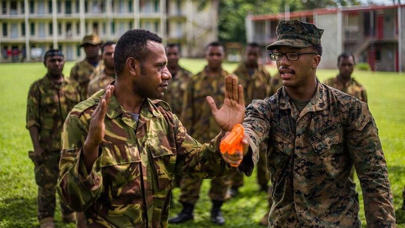 Force de défense de Papouasie Nouvelle-Guinée  / Papua New Guinea Defence Force (PNGDF) 7931