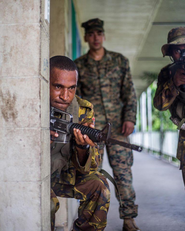 Force de défense de Papouasie Nouvelle-Guinée  / Papua New Guinea Defence Force (PNGDF) 7936