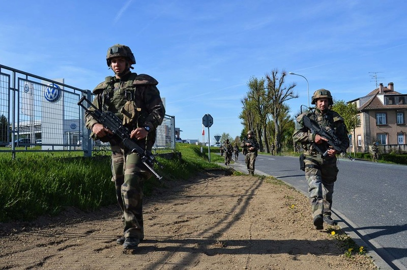 Armée Française / French Armed Forces 8023