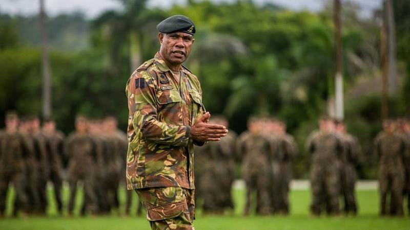 Force de défense de Papouasie Nouvelle-Guinée  / Papua New Guinea Defence Force (PNGDF) 8027