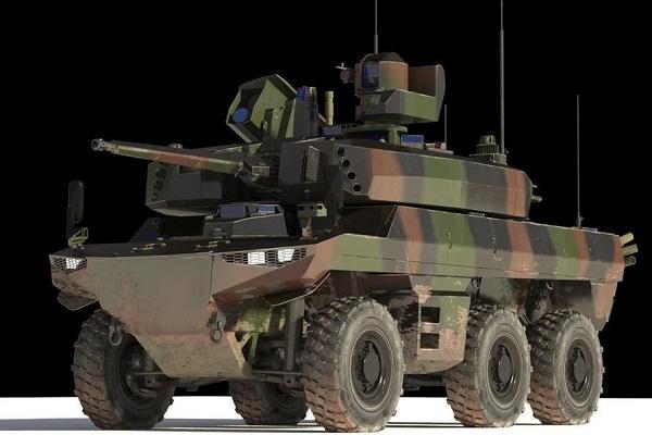 Armée Française / French Armed Forces 8030
