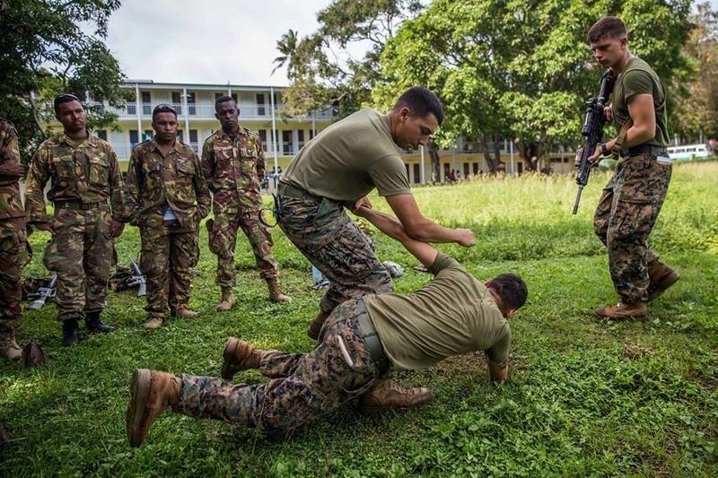 Force de défense de Papouasie Nouvelle-Guinée  / Papua New Guinea Defence Force (PNGDF) 8125