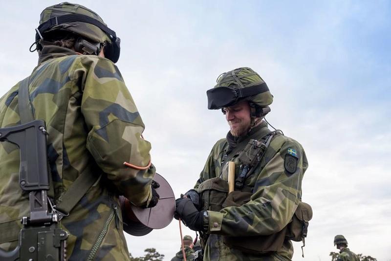 Swedish Armed Forces/Försvarsmakten - Page 12 8218