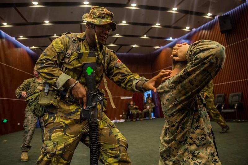 Force de défense de Papouasie Nouvelle-Guinée  / Papua New Guinea Defence Force (PNGDF) 8224