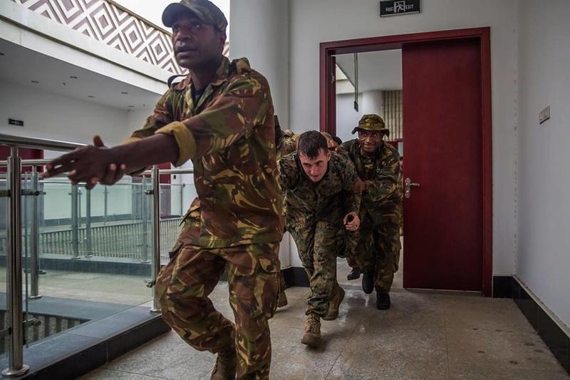 Force de défense de Papouasie Nouvelle-Guinée  / Papua New Guinea Defence Force (PNGDF) 8320