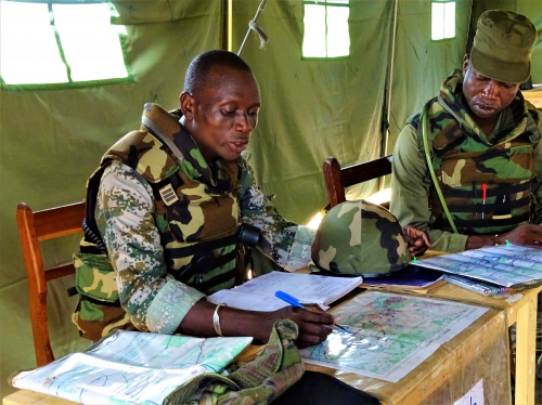 Armées de la République centrafricaine  - Page 3 8431