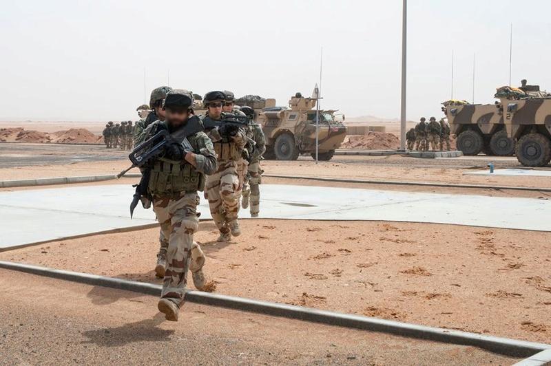 Armée Française / French Armed Forces 8435