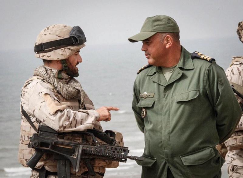 Armée Espagnole/Fuerzas Armadas Españolas 8825