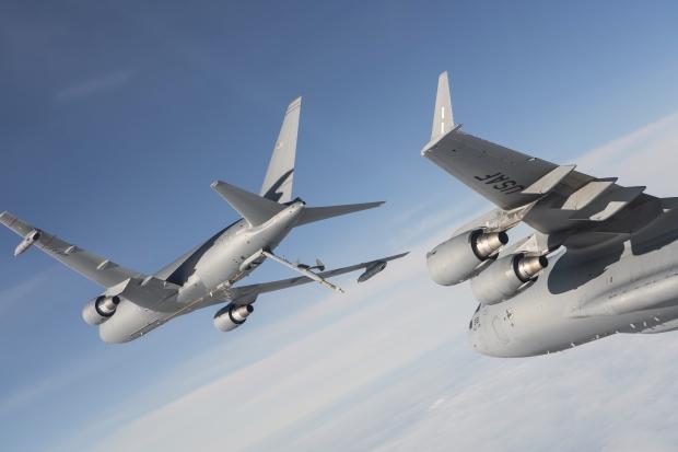Boeing  KC-46  8835