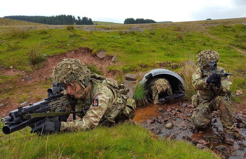 Armée Britannique/British Armed Forces - Page 5 8846