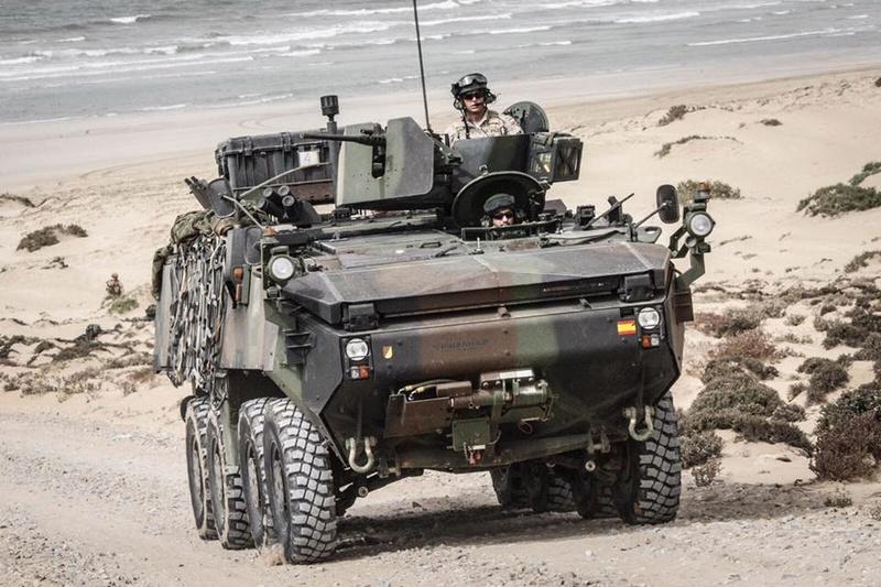 Armée Espagnole/Fuerzas Armadas Españolas 8922
