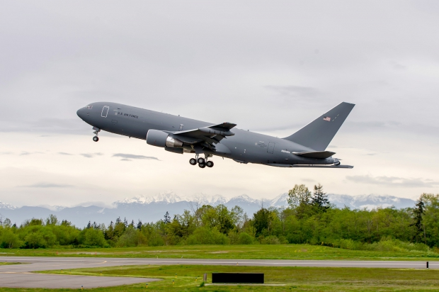 Boeing  KC-46  8930