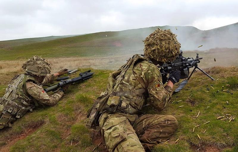 Armée Britannique/British Armed Forces - Page 5 8941